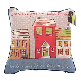 Country Club Tapestry Cushion Cover Home 17 x 17