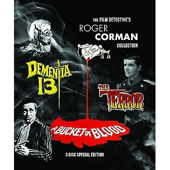 Film Detective's Roger Corman Collection [Blu-ray] USA import