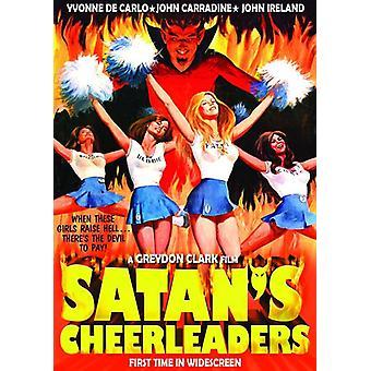 Satan's Cheerleaders [DVD] USA importerer