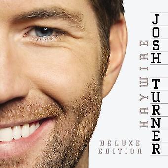 Josh Turner - importación de Estados Unidos Haywire [CD]