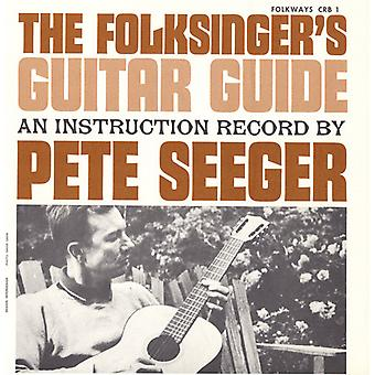 Pete Seeger - Pete Seeger: Vol. 1-Folksinger's Guitar Guide: An Instruction R [CD] USA import
