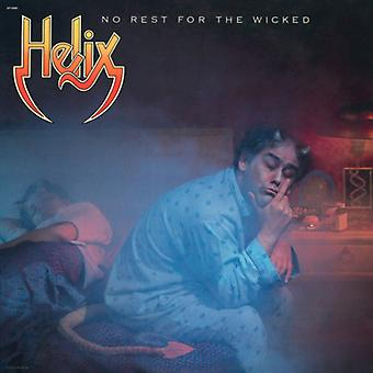 Helix - No Rest for the Wicked [CD] USA import