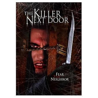 Killer næste dør [DVD] USA importerer