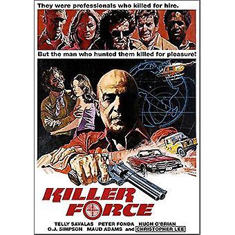 Importación de los mercenarios de diamante [DVD] los E.e.u.u. asesino fuerza Aka (1975)