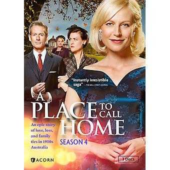 Place to Call Home: Season 4 [DVD] USA import