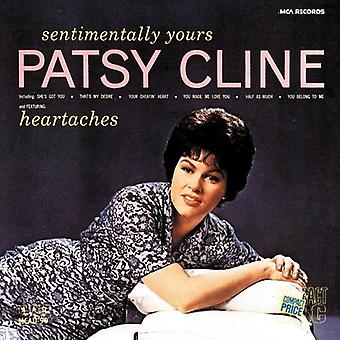 Patsy Cline - sentimenteel jou [CD] USA import