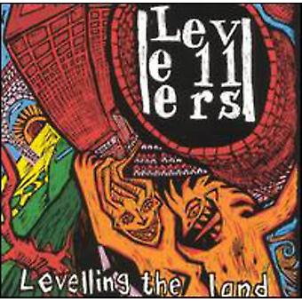 Levellers - Levelling the Land [CD] USA import