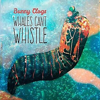 Bunny Clogs - Whales Can't Whistle [CD] USA import