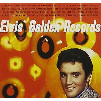 Elvis Presley - importazione USA Elvis Golden Records [CD]