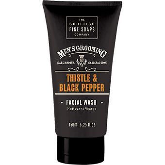 Scottish Fine Soaps Men's Grooming Facial Wash
