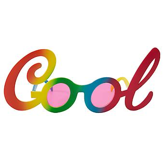 Cool glasses sunglasses cool joke glasses Rainbow glasses