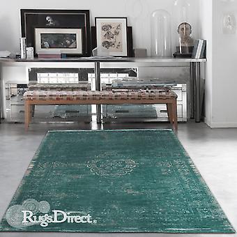 Fading verden Jade nuancer af grønt rektangel tæpper moderne tæpper