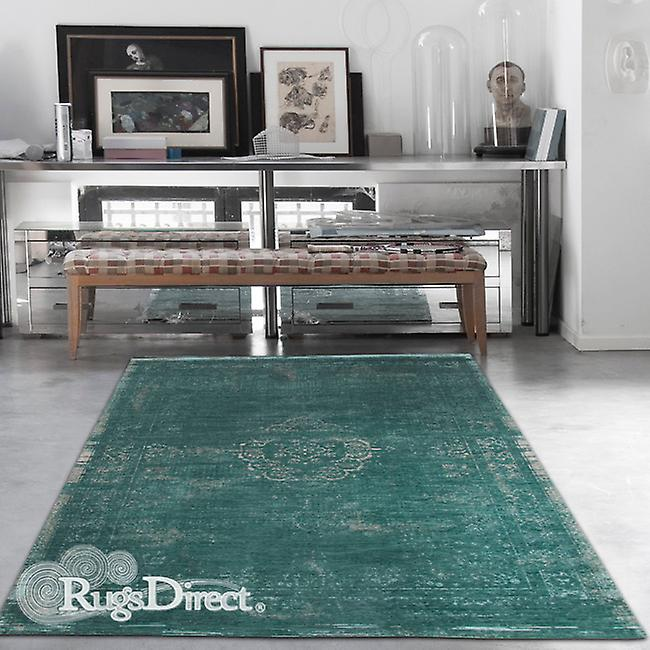 Fading World Jade Shades of green Rectangle Rugs Modern Rugs