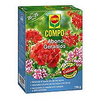 Compo Fertilization Geranios 750Gr (Garden , Gardening , Substratums and fertilizers)