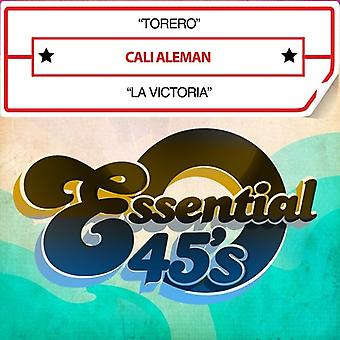Cali Aleman - Torero / La Victoria [CD] USA import