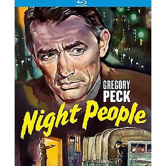 Natten människor (1954) [Blu-ray] USA import