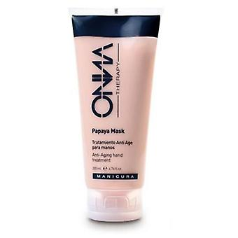 Onna Therapy Papaya Mask Anti-Age Treatment 200Ml