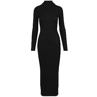 Urban Classics Long Turtleneck Dress