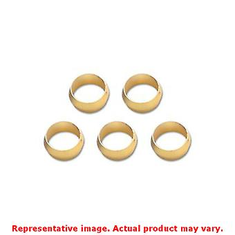 Vibrant Fittings - Tube Adapters 16468 1/2in Fits:UNIVERSAL 0 - 0 NON APPLICATI