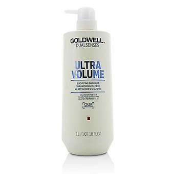 Goldwell Dual Senses Ultra Volume Bodifying Shampoo (Volume For Fine Hair) - 1000ml/33.8oz