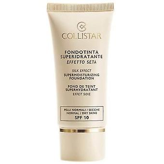 Collistar Silk Effect Supermoisturizing Foundation N4 Ambar (Make-up , Gezicht , Bases)