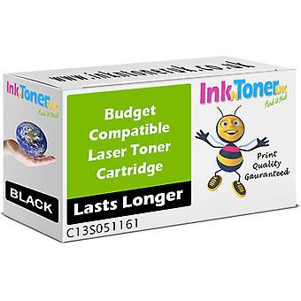 Compatibele S051161 zwarte C13S051161 Toner voor Epson Aculaser C2800DTN