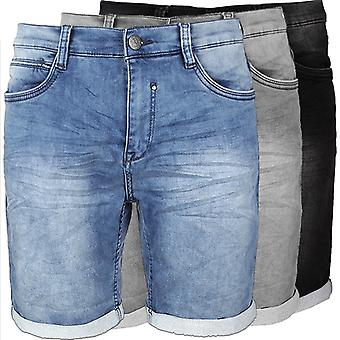 Men's jeans shorts shorts sweat Jogger Bermuda stretch shorts