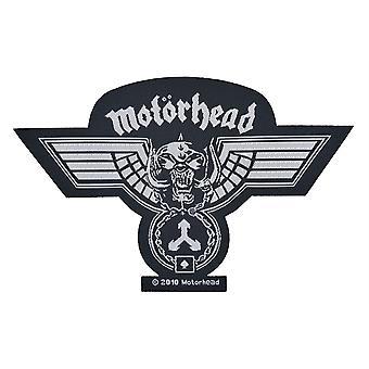Motorhead hamret skåret ud vævet Patch