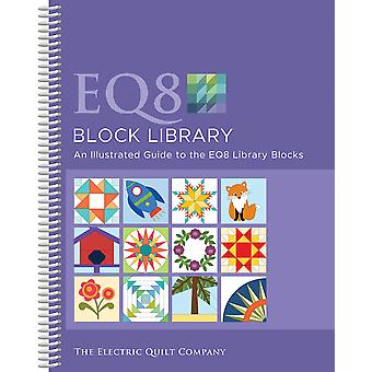 Electric Quilt 8 Block Library- B-8BLOCK