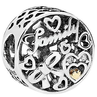 PANDORA Family Tribute Charm - 796267CZ