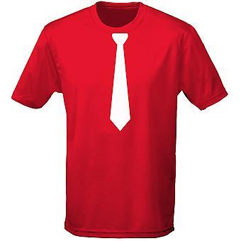 Tie Fancy Dress Mens T-Shirt 10 Colours (S-3XL) by swagwear