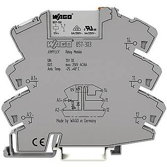Relay component 1 pc(s) WAGO 857-368 Nominal voltage: 230 Vdc, 2