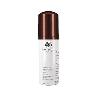 Vita Liberata Self Tanning Tinted Mousse With Marula Oil