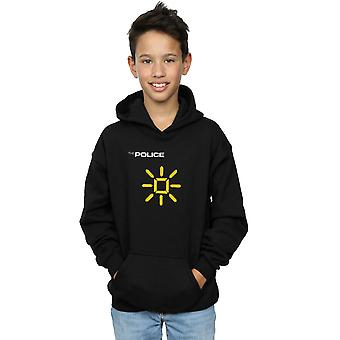 The Police Boys Invisible Sun Hoodie
