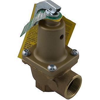 Raypak 007224F pres lettelse ventil 125 Psi Kit
