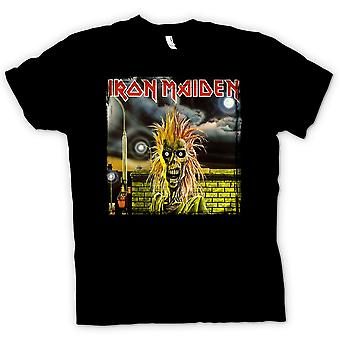 Dla dzieci T-shirt - Iron Maiden - Album sztuka