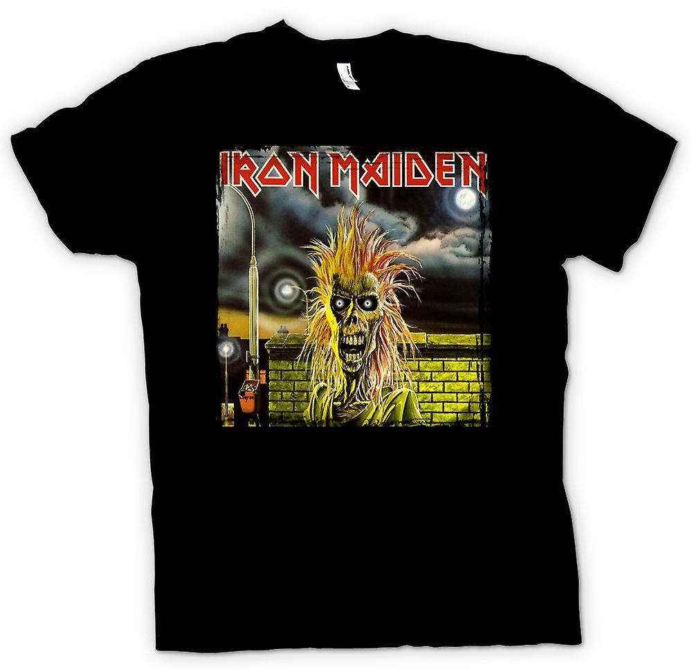 Womens T-shirt - Iron Maiden - Album-Cover