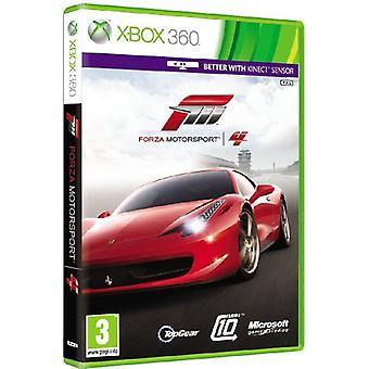 Forza Motorsport 4 (Xbox 360)-fabriken förseglad