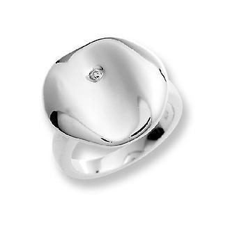 Orphelia Silver 925 Ring Pastille  Zirconium   ZR-3505