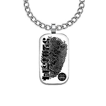 s.Oliver Jewel Men necklace stainless steel SO791 / 1-417921