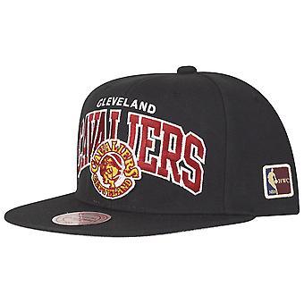 Mitchell & Ness Snapback Cap - HWC Cleveland Cavaliers