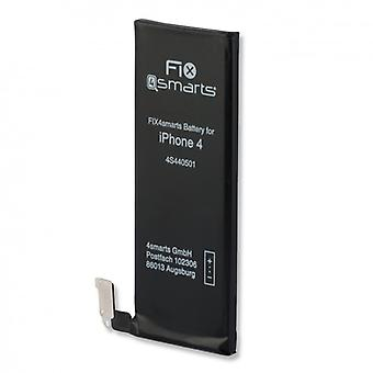 1500 mAh batteria di ricambio 3, 82V batteria batteria batteria per Apple iPhone 4 Accessori TOP