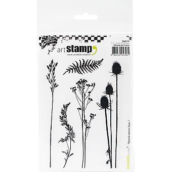 Carabelle Studio Cling Stamp A6-In Nature, There Is...