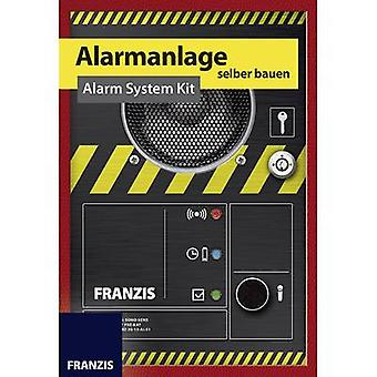 Science kit Franzis Verlag Alarmanlage selber bauen 978-3-645-65293-3 14 years and over