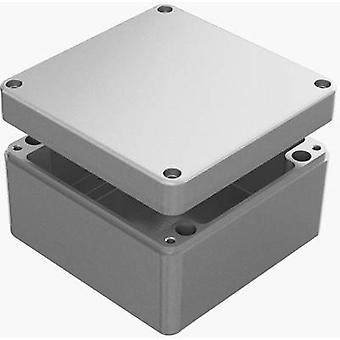 Deltron Gehäuse 488-161609A Universal-Gehäuse 160 x 160 x 90 Aluminium grau 1 PC