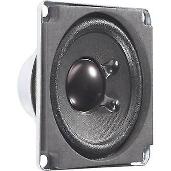 Visaton 2220 Mini loudspeaker Noise emission: 80 dB 4 W 1 pc(s)