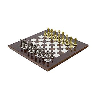 The Finnesburg and Briarwood Luxury Chess Set