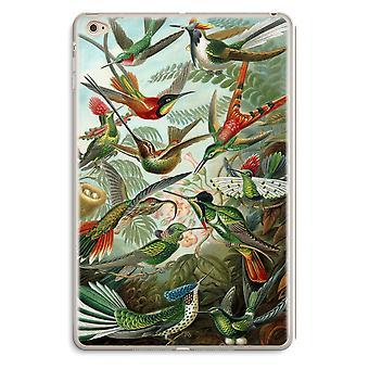 iPad ミニ 4 透明ケース (ソフト) - ヘッケル Trochilidae