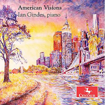 Becker, Kris / Gindes, Ian - American Visions [CD] USA import