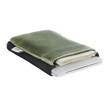 TGT Tight Wallets 2.0 Card Holder Wallet - Green/Black